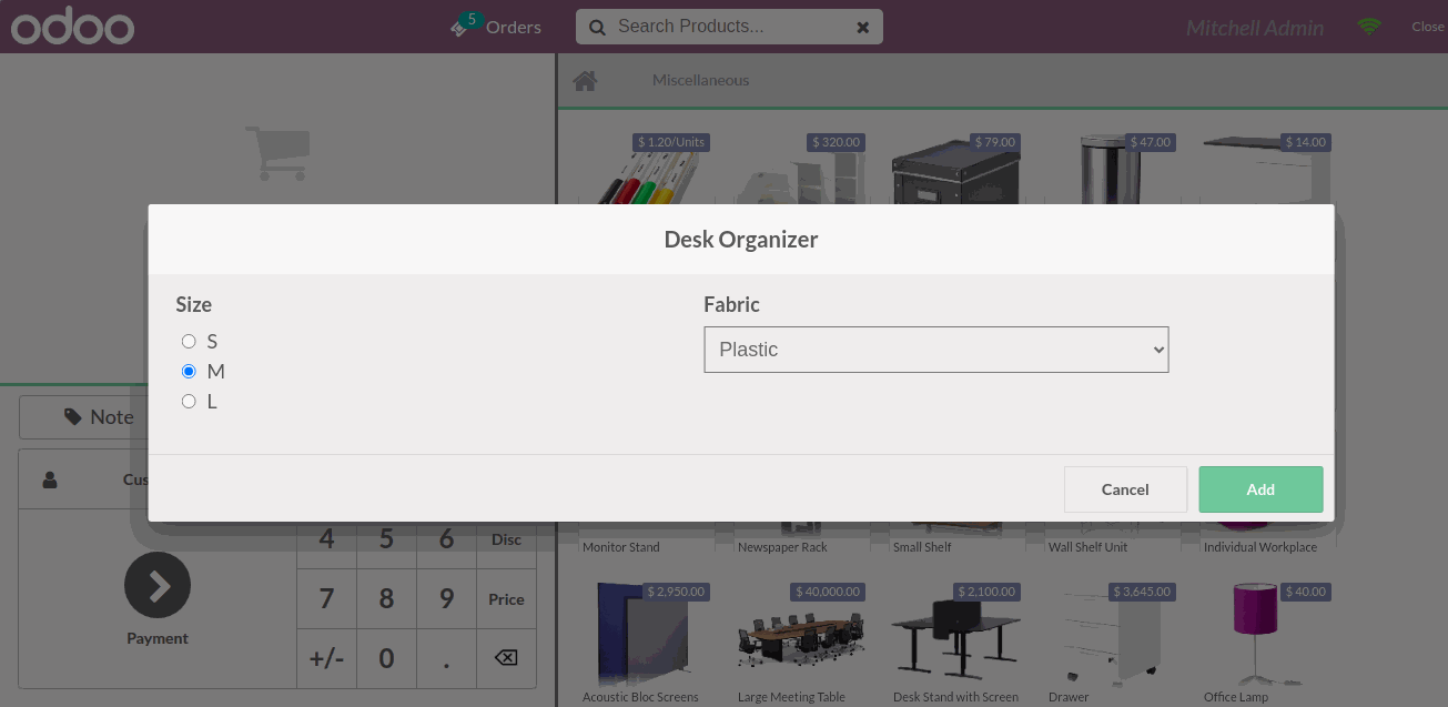 Odoo 14 Features