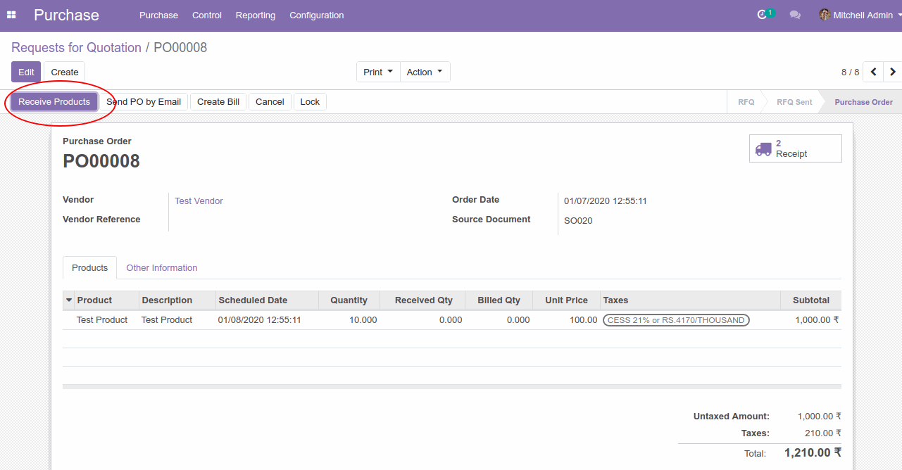 DropShipping-in-Odoo