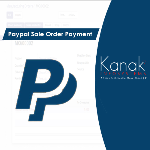 Paypal Sale Order Payment