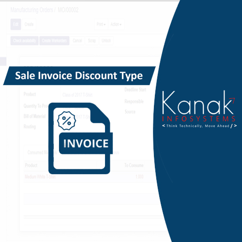 Sale Invoice Discount Type ( Global)