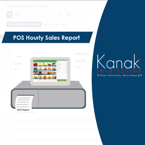 POS Hourly Sales Report