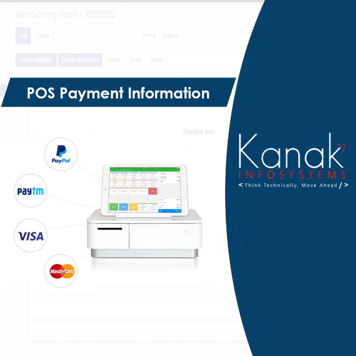 POS Payment Information