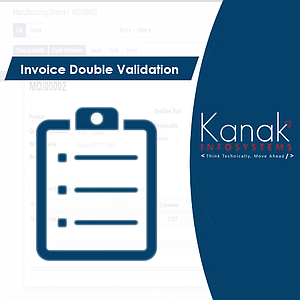 Invoice Double Validation
