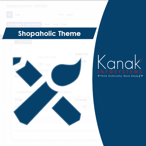 Shopaholic Theme