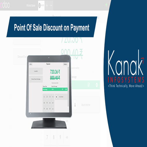 Point Of Sale Discount on Payment