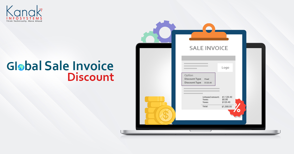 Global Sale Invoice Discount