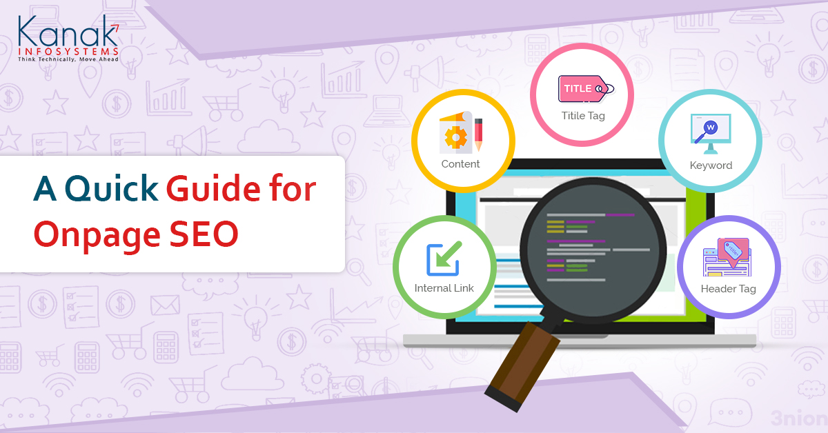 A Quick Guide for Onpage SEO