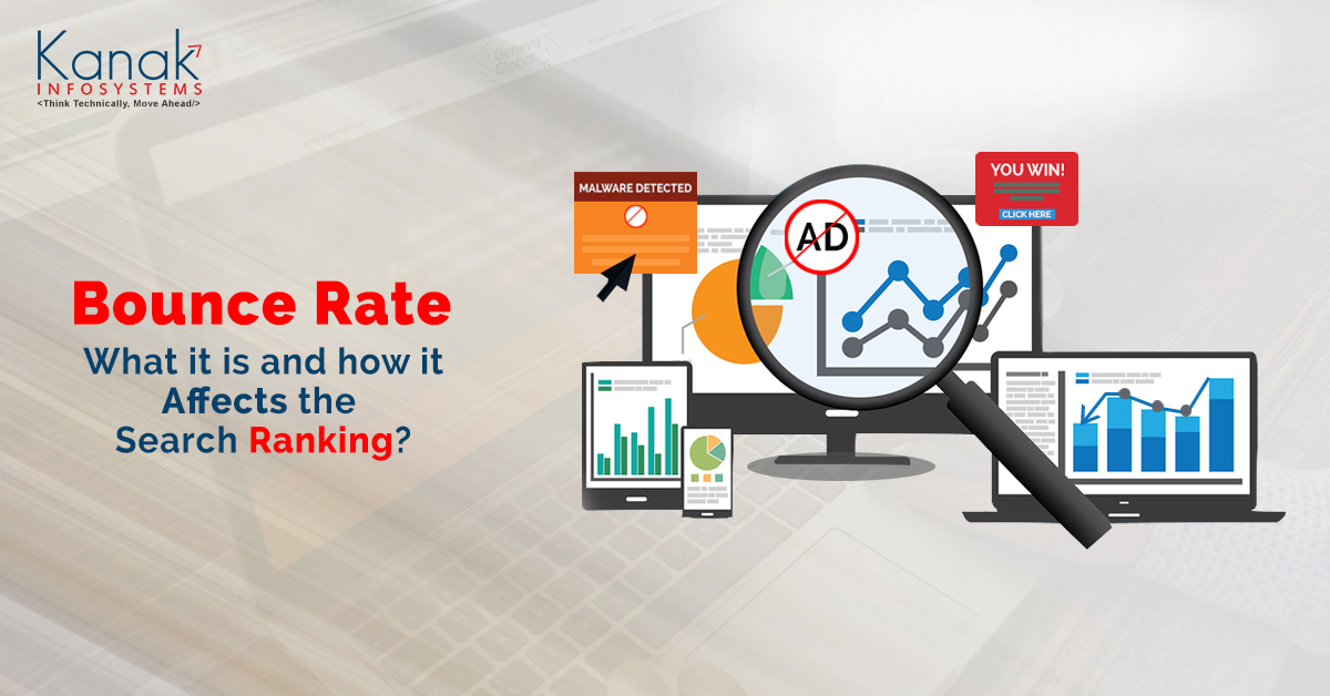 Bounce Rate- What It Is And How It Affects The Search Ranking?