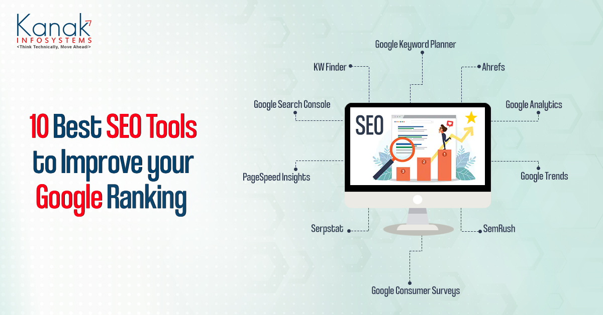 10 Best SEO Tools To Improve Your Google Ranking