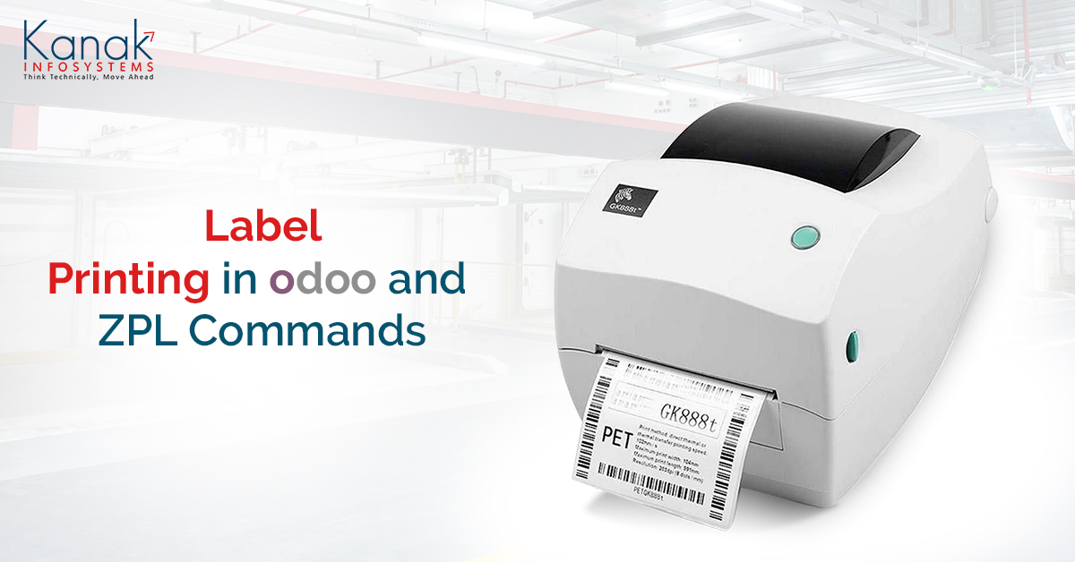 Label Printing in Odoo and ZPL Commands