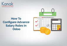 How To Configure Advance Salary Rules In Odoo