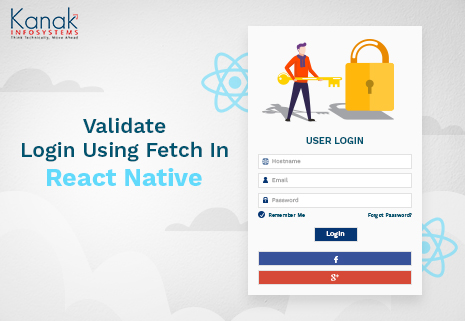 Validate Login Using Fetch In React Native Example