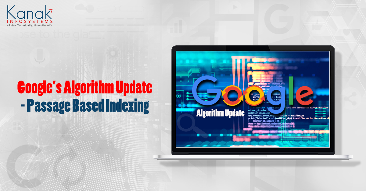 Google's Algorithm Update - Passage Based Indexing