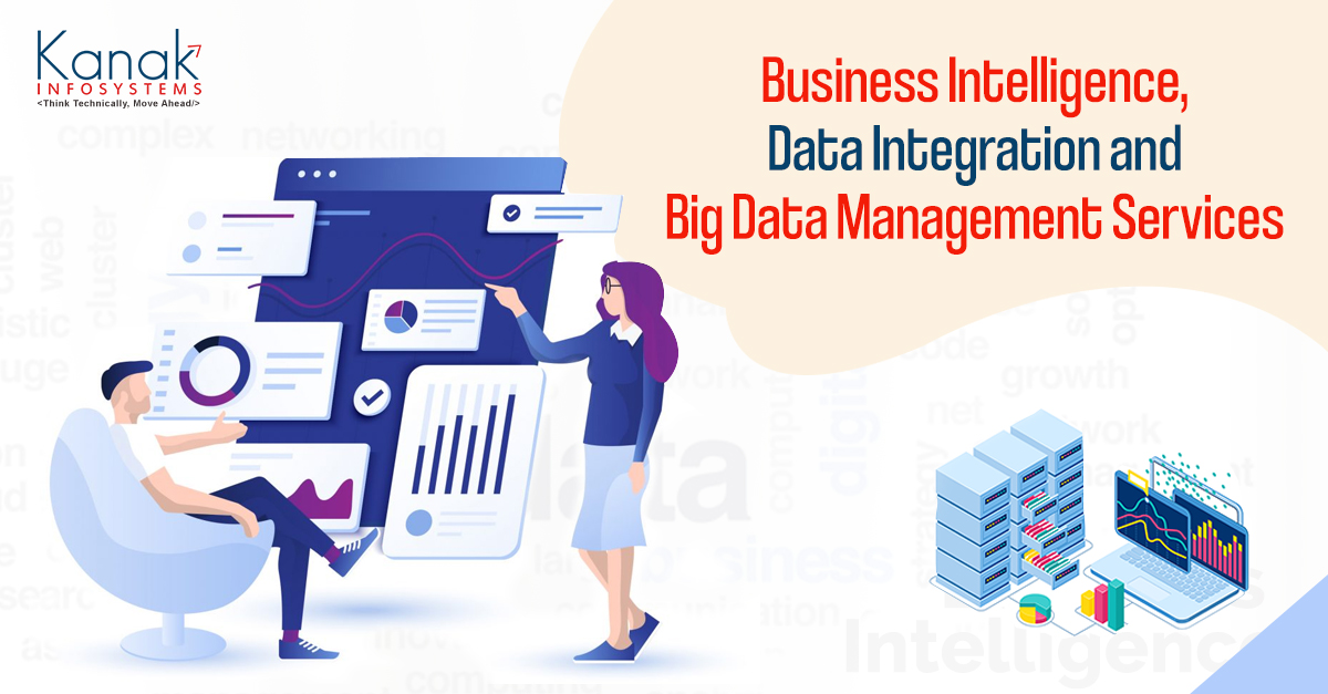 Business Intelligence, Data Integration and Big Data Management Services